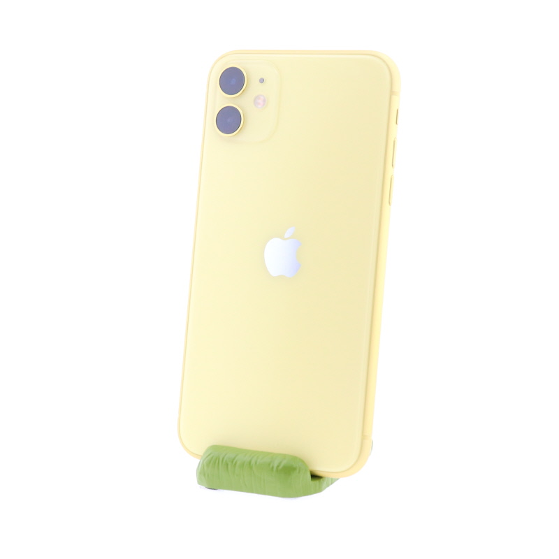 【極美品】iPhone 11(64GB/イエロー)