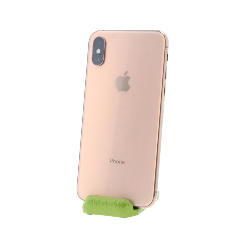 【極美品】iPhone XS(256GB/ゴールド)