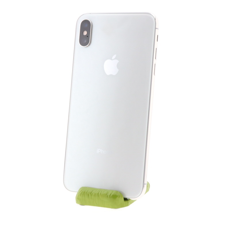 【極美品】iPhone XS Max(256GB/シルバー)