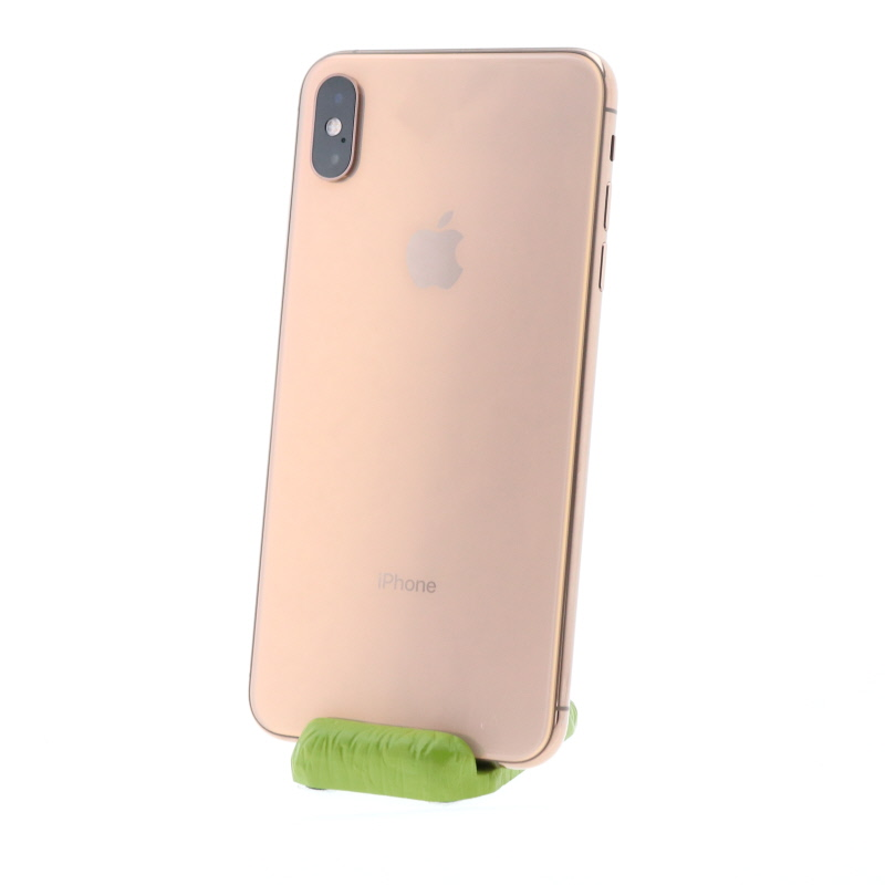 【極美品】iPhone XS Max(256GB/ゴールド)