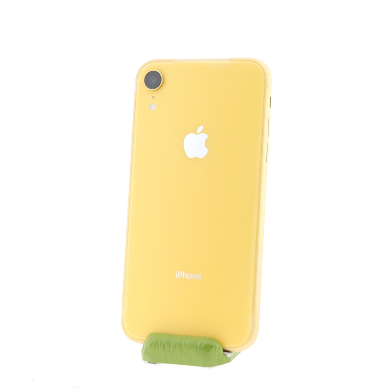 【極美品】iPhone XR(256GB/イエロー)
