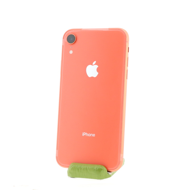 【極美品】iPhone XR(256GB/コーラル)