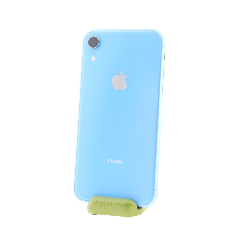 【美品】iPhone XR(128GB/ブルー)