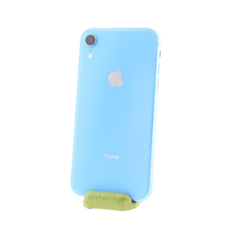 【極美品】iPhone XR(128GB/ブルー)