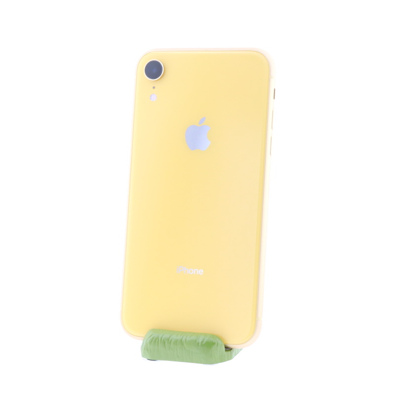 【極美品】iPhone XR(128GB/イエロー)