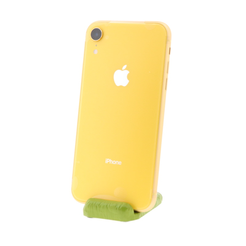 【未使用品】iPhone XR(64GB/イエロー)