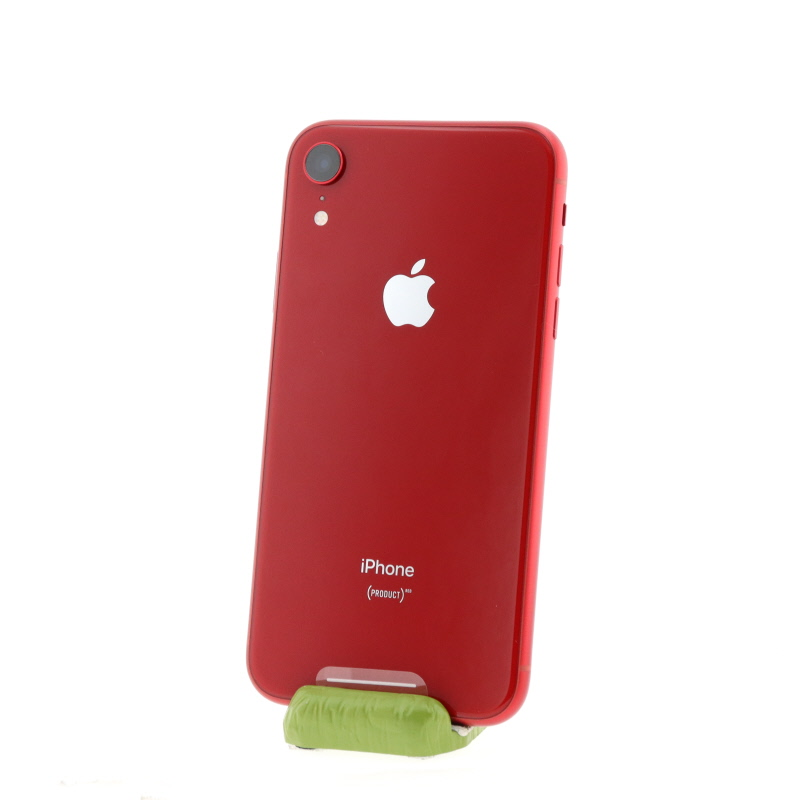 【未使用品】iPhone XR(64GB/レッド)