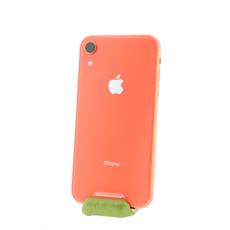 【未使用品】iPhone XR(64GB/コーラル)