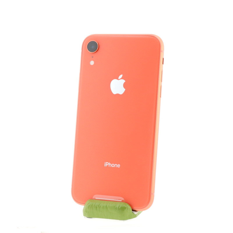 【未使用品】iPhone XR(128GB/コーラル)