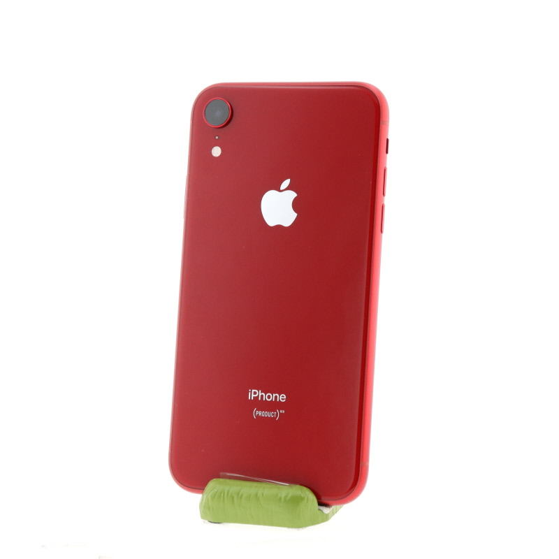 【未使用品】iPhone XR(128GB/レッド)