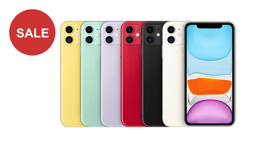 [中古]iPhone11